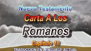 Carta A los Romanos  - Traducción Lenguage Actual