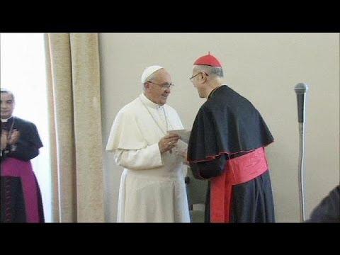 Vaticano: Bertone saluta, Parolin è il segretario di Stato