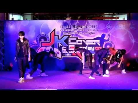 140622 Atoz Cover Btob - Thriller + Wow jk Underground Cover Dance Contest 2014 (final) video