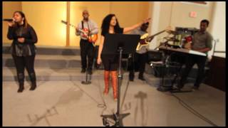 Hillina Kassahun - live Worship @ Ethiopian Evangelical Church in Toronto Feb 8 2015