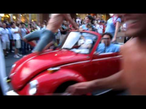 Gay Muscle Car video