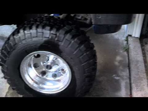 Lifted  2wd Toyota Truck