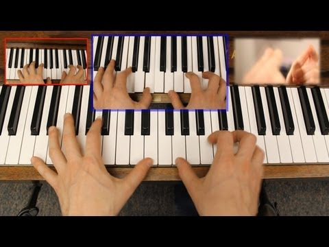 Heart & Soul - Ipad mini piano song (videosong cover)