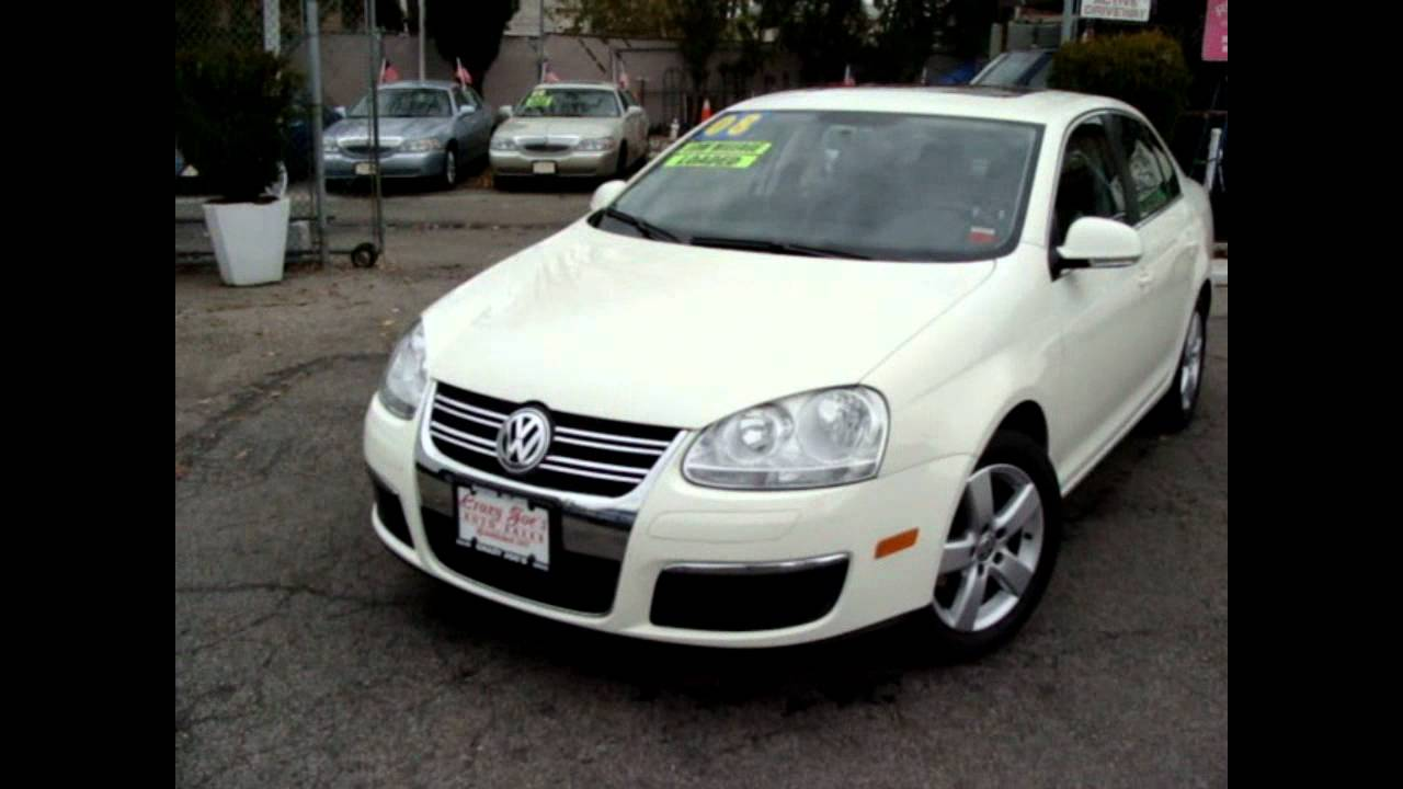 2008 Volkswagen Jetta 2.5 SE Car Review - YouTube