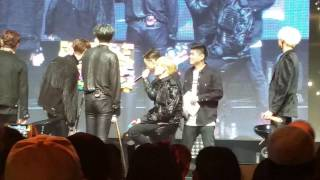 Got7 Turbulence Chicago Fanmeet Q&A P1