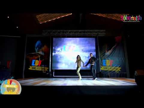 Şenol - Nur Cha Cha Cha Dance Performance | EDF-2018