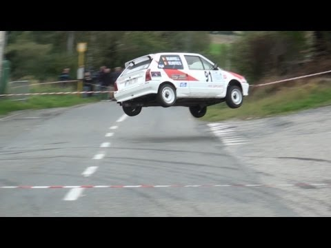 Rallysprint du Tréfle 2012 ( with crash and mistakes ) [HD]