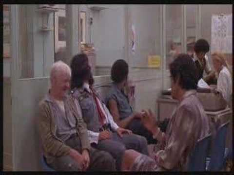 Cheech and Chong at the Welfare Office (Complete Clip) Video