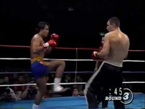 Vitali Klitschko All Japan Kickboxing Nov 27, 1993