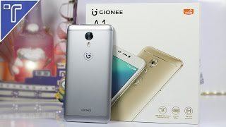 Gionee A1 Unboxing & First look - Best Selfie Camera Phone?