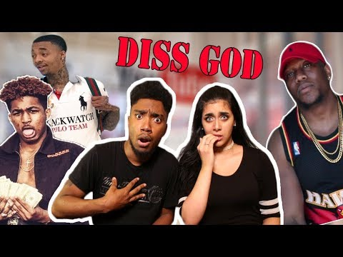 "DISS GOD - DISS TO Pontiacmadeddg & ZIAS! and Flightreacts 😱 | ""GIRLFRIEND REACTS"""