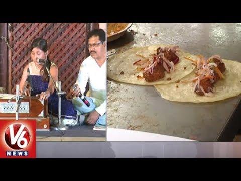 Bongo Mela The Bengali Culture And Carnival 2018 Held At Shilparamam | Hyderabad | V6 News