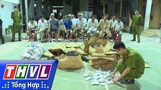 THVL   Công an Vĩnh Long triệt xóa tụ điểm đá gà ăn tiền quy mô lớn,  thu giữ trên 120 triệu đồng