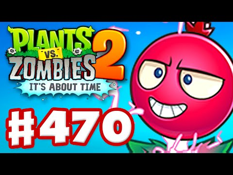 Plants vs. Zombies 2: It's About Time - Gameplay Walkthrough Part 470 - Electric Currant (iOS)
