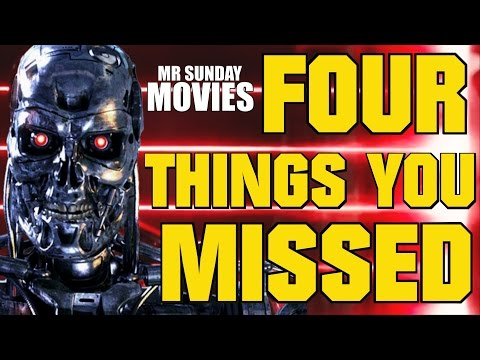 TERMINATOR: GENISYS Trailer Breakdown - Four Things You Missed