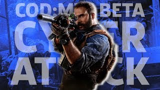 COD: Modern Warfare Beta Cyber Attack | GameSpot Live