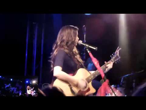 Megan Nicole live in Frannz Club 2014
