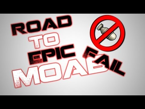 FDchick MW3 - Road to Epic Fail MOAB