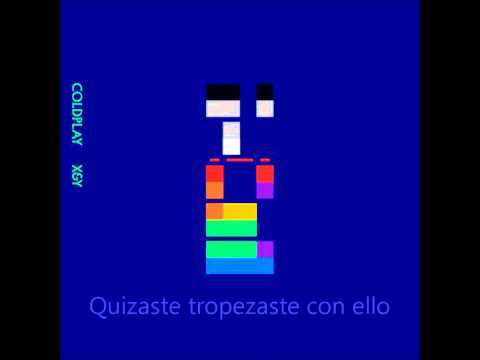 Coldplay - White shadows(Subtitulada al español)(1080P)