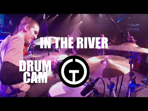 In The River - Jesus Culture (Drum Cam) thumbnail