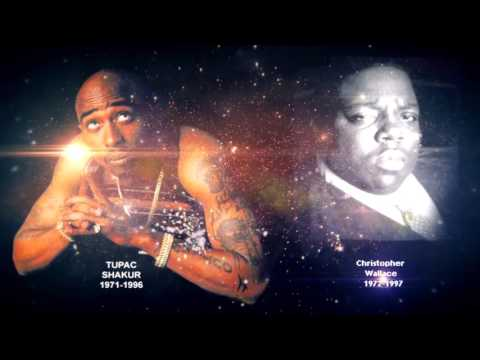 2Pac - Everyday Struggle ft. Notorious BIG (NEW 2017)
