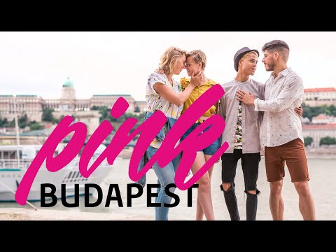 Pink Budapest - Budapest Loves You 2019