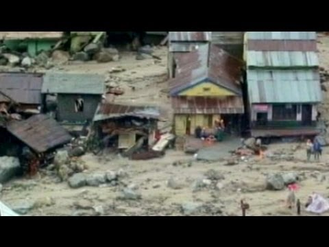 Uttarakhand rains:  Kedarnath devastation captured on camera