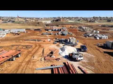 Joplin High School construction: Nov. 7, 2013