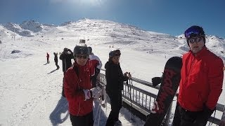 Val Thorens March 2014.22.03.14