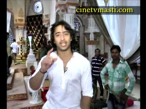 Mahabharat Sets Visit With Arjun video