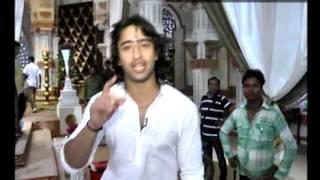 Mahabharat sets visit with Arjun