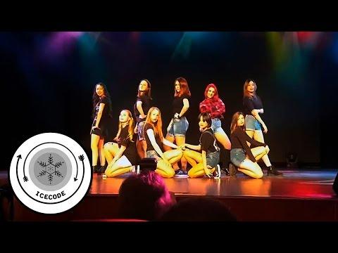 TWICE (트와이스) - OOH-AHH하게 (Like OOH-AHH) dance cover by ICECODE