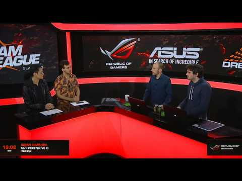 ASUS ROG Dreamleague S2 - IG vs. MVP Phoenix Game 1