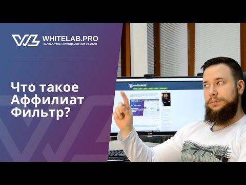 Что такое Аффилиат Фильтр Яндекса?