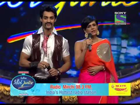 INDIAN IDOL JUNIOR  sharukh khan and deepika padukone full episode...