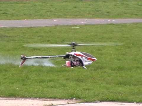 Crash RC heli Raptor 90