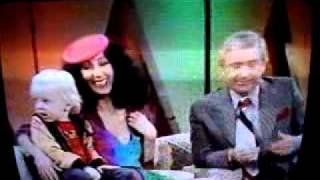 Cher with Elijah - The Merv Griffin Show (1979)