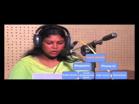Youth women in community media