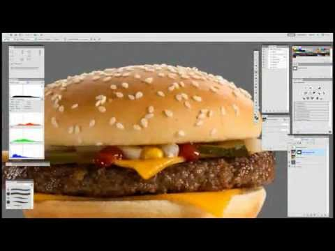 How McDonald's Makes Their Burger Ads