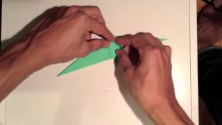 Origami Seal - How To Make Origami Seal