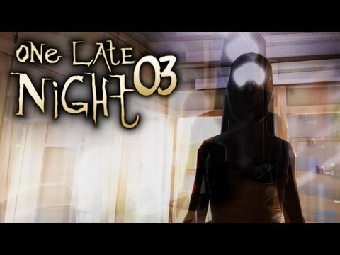 ONE LATE NIGHT [HD+] #003 - Tischmanieren ★ Let's Play One Late Night ★ Indie Horror