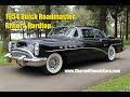 1954 Buick Roadmaster Riviera Hardtop. Charvet Classic Cars