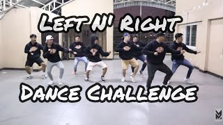 Left N' Right Challenge By JI AR | Mastermind
