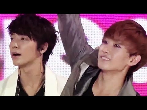Super Junior - Superman, Mr Simple, Sorry Sorry, Youtube Presents Mbc K-pop Concert 20120521 video