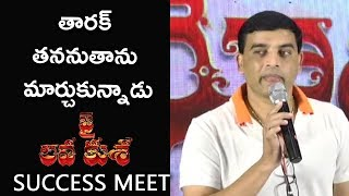 Director Bobby Very Emotional Speech @ Jai Lava Kusa Movie Success Meet