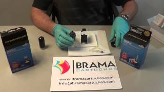 How to refill cartridges Hp300 Hp301 Hp901 Inktec kit Hp300xl Hp301xl Hp901xl Hp60XL Hp121XL Hp818XL