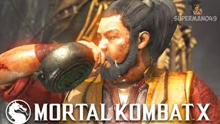 "MAKING PEOPLE QUIT WITH THE WORST VARIATION IN MKX! - Mortal Kombat X ""Bo Rai Cho"" Gameplay"
