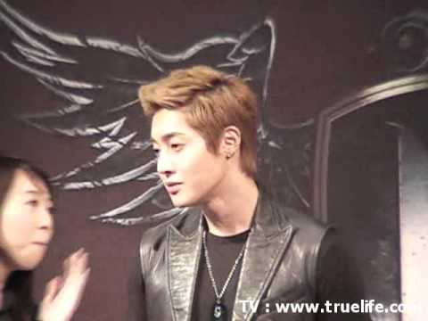 KIM HYUN JOONG HIGH FIVE PARTY in BANGKOK (23/8/11)