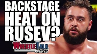 WWE Star Leaves Company, Backstage Heat On Rusev? | WrestleTalk News April 2017
