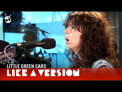 Little Green Cars cover James Blake 'To The Last' for Like A Version